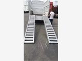 黑龙江哈尔滨久达大象牌铣刨机上下车铝合金爬梯厂家直销价