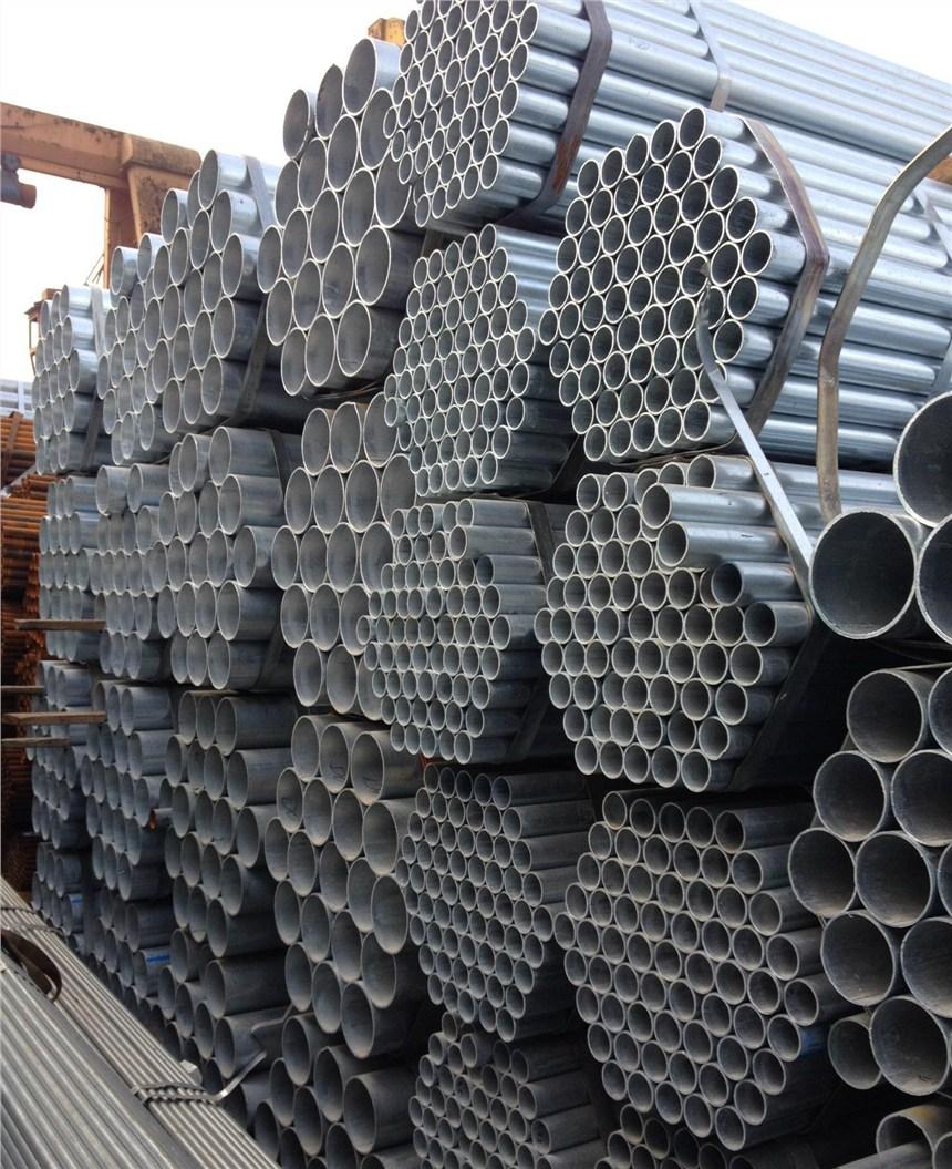 济南钢材镀锌管企业