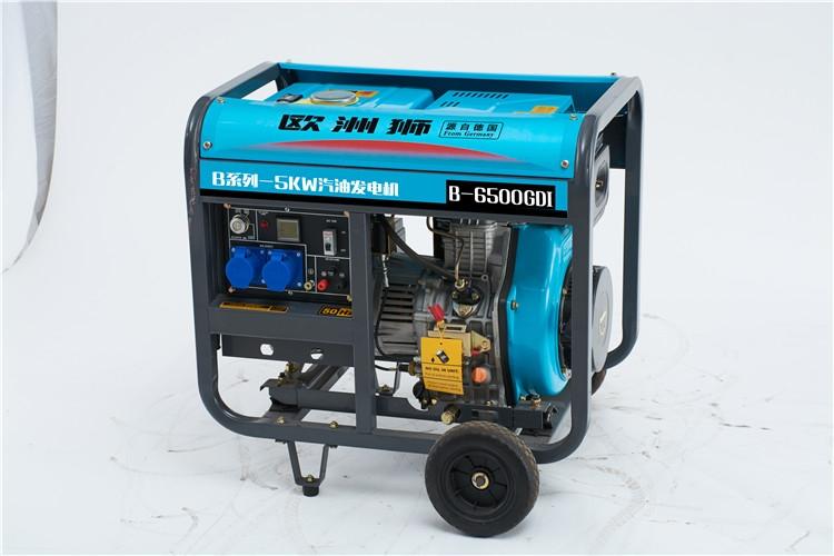 8kw汽油发电机组报价