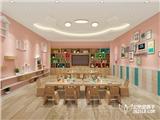 蚌埠幼儿园装修设计图效果图认准金鸽子