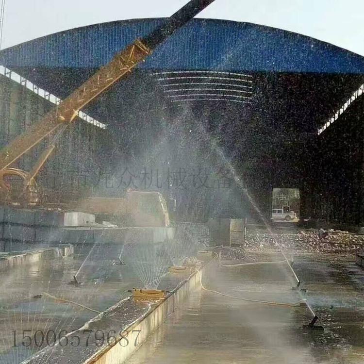 桂林高速公路喷淋养护系统智能喷淋机 全自动喷淋控制器定制