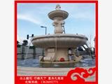 石雕水钵 房地产水钵喷泉雕塑 水钵厂家定做