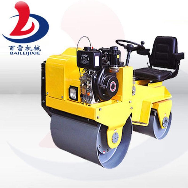 路见不平BL-850座驾式压路机,实用的压路机压它