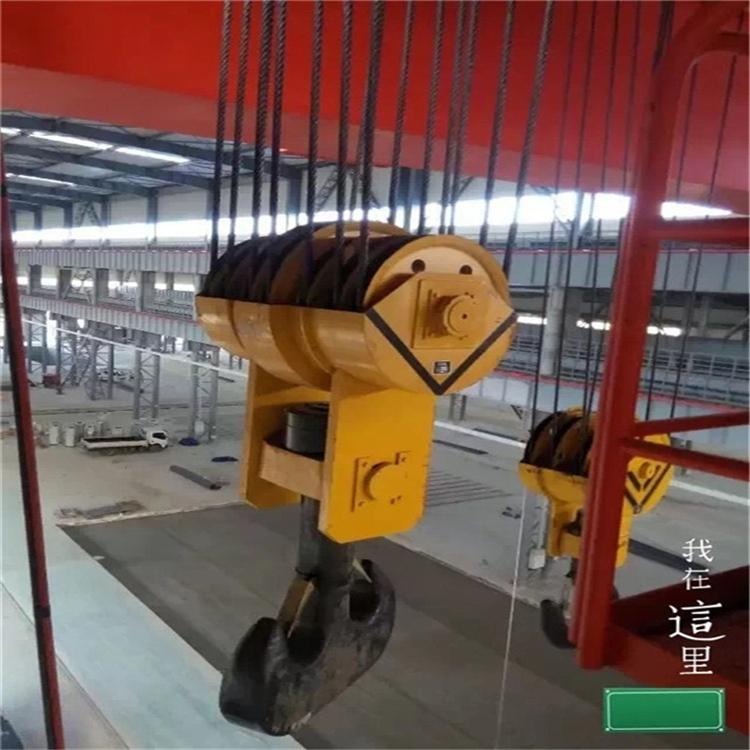 宿松县防爆5吨22.5米花架龙门吊配件