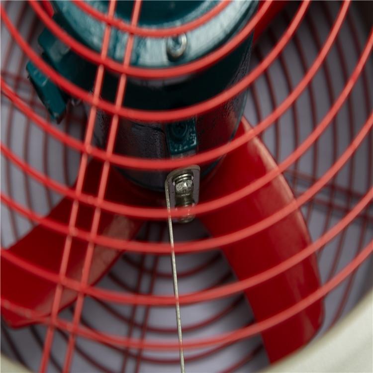 浙江九诺厂家生产DZ系列低噪声节能轴流通风机厂家直销