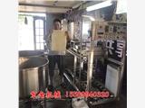 临沂全不锈钢仿手工豆腐皮机 小型仿手工豆腐皮机生产线 豆制品设备免费技术
