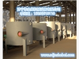 长治碳钢不锈钢螺旋板式换热器冷却器供应 质优价廉