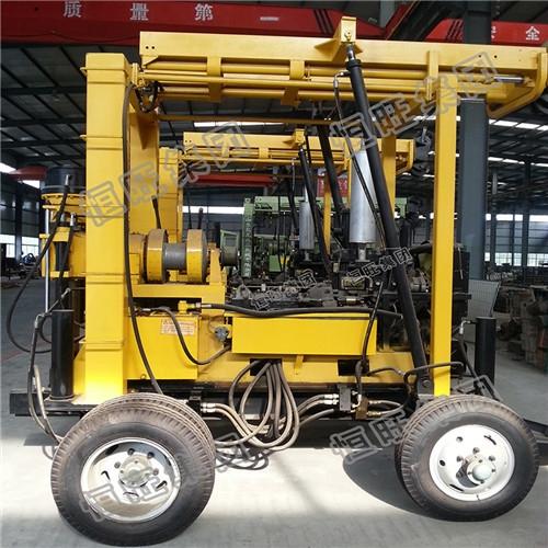 XYC-3车载式水井钻机  液压钻机