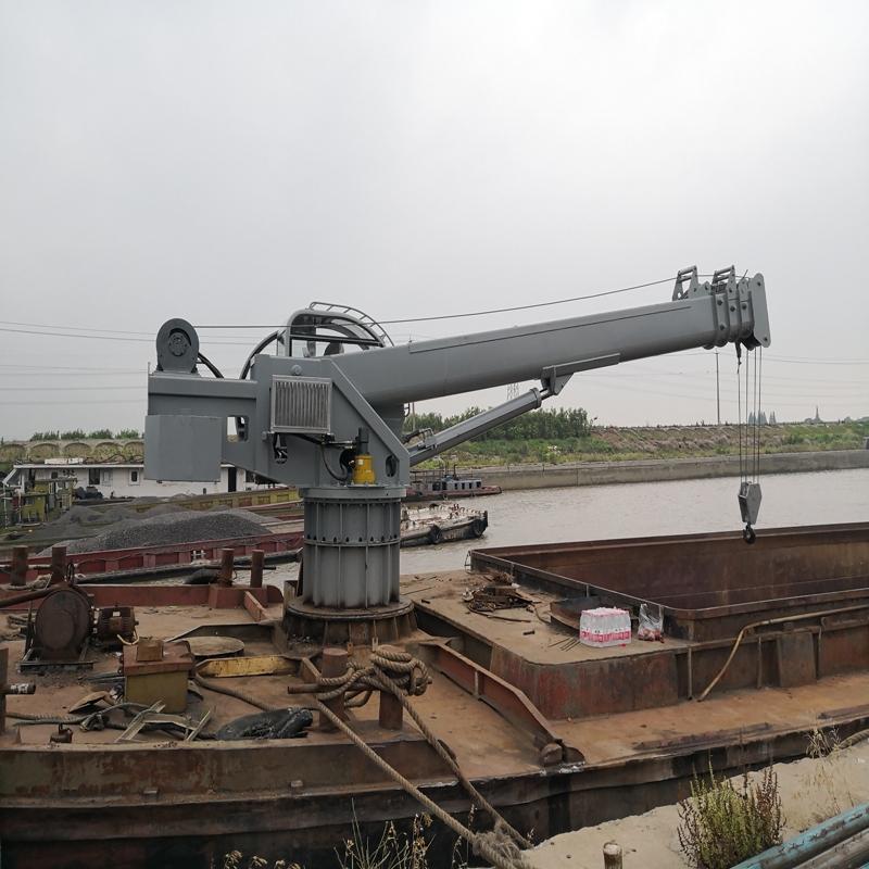 8吨船吊参数