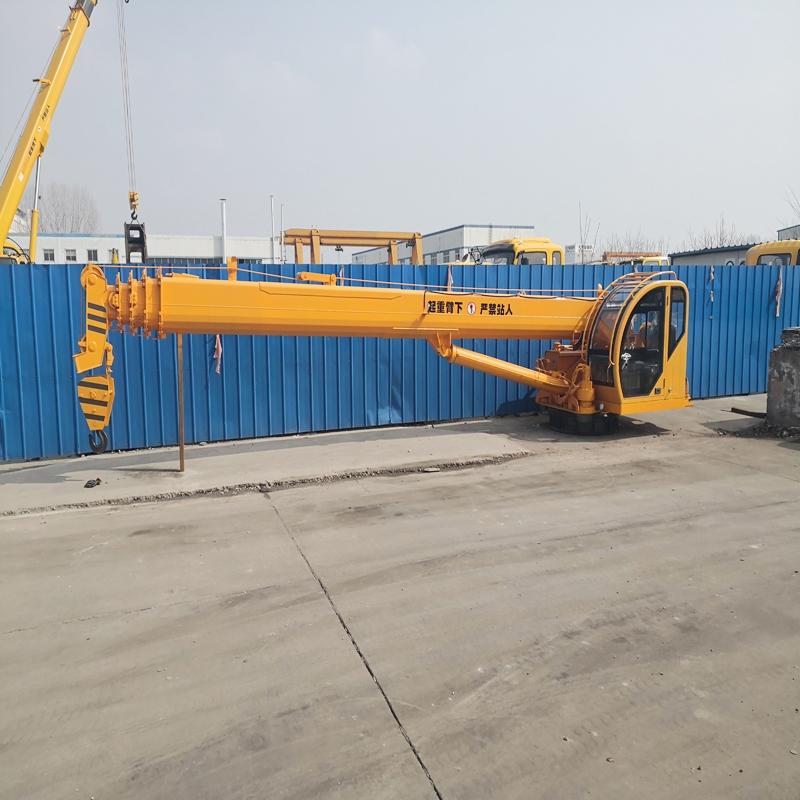 20吨船吊参数 12吨船吊