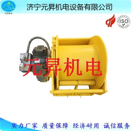湛江生产5吨液压绞车 挖机装卷扬机拉木头