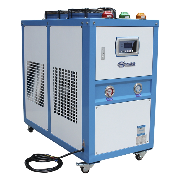 Industrial Water chillers, plastic mold chillers, blister chillers, water-cooled, air-cooled, 10HP chillers, 20-piece chillers