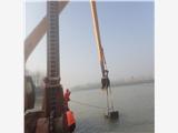 甘肃省沉管水下沟槽开挖公司&水中沉管工程