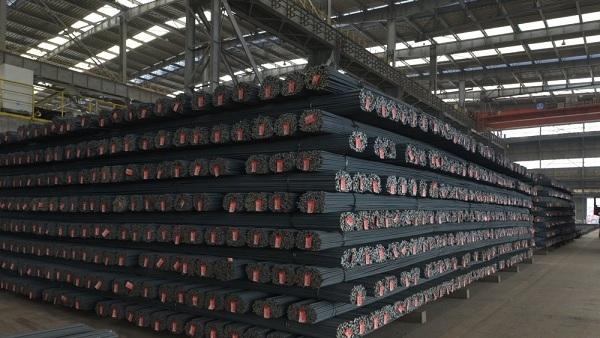 敬业钢铁集生产销售配送于一体满足客户需求