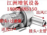 江洲牌双极漩涡风机3KW380V