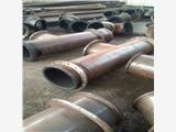 佳木斯碳钢衬胶钢管厂家