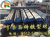 耐高温QT600-3球墨铸铁 铸铁型材 耐磨损球墨铸铁棒 铸铁密度性能