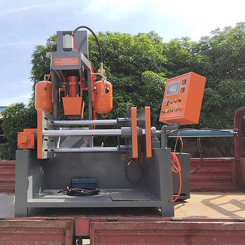 东莞坤泰专业生产覆膜砂壳芯机 技术领先 质量稳定