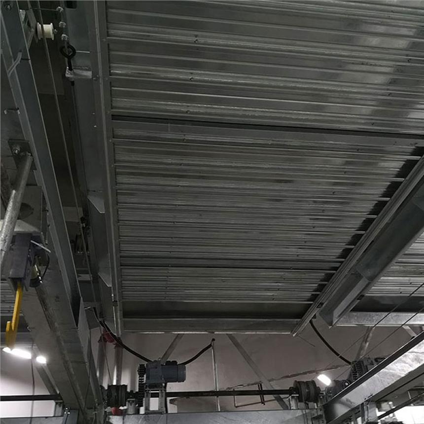 康乐县立体停车设备租赁 新型机械停车出租 莱贝机械立体停车设备上门回收