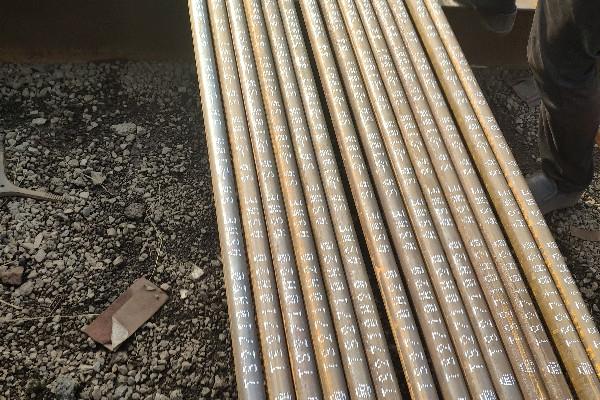 白沙县碳素结构钢管 碳素高压钢管倍尺