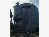 大型钢板仓 10万吨大型钢板仓的锥形库底的好处