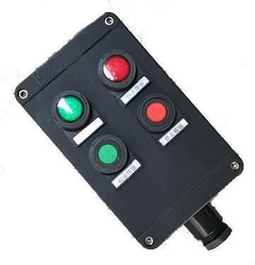 BZ8050-A2防爆操作柱带启停按钮盒