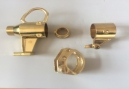 高压熔断器铜铸件; 熔断器配件