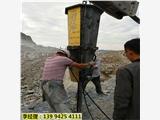 巴塘县不能爆破石头太硬怎么办用劈裂棒-规格尺寸