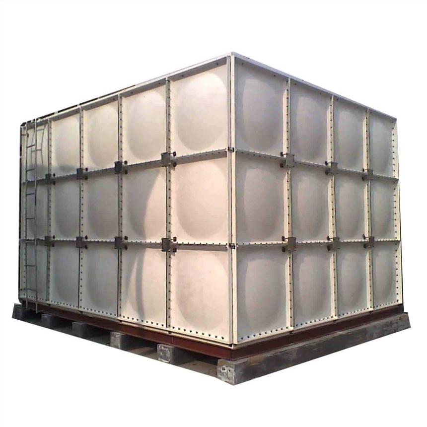 潍坊玻璃钢水箱,污水处理冷却塔厂家定制 联丰玻璃钢