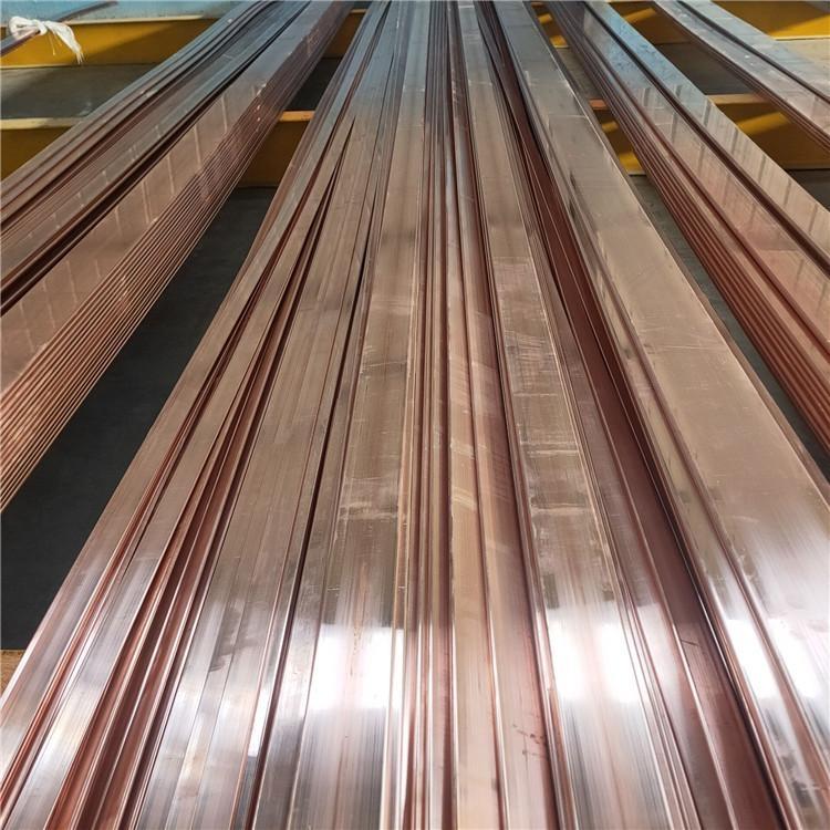 接地紫铜排3x30 4x40 6x60 8x80导电铜母排