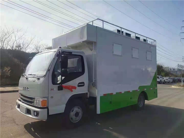 湖南农村宴席流动厨房作业车东风价格