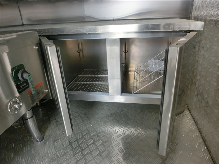 陕西渭南市移动户外炊事餐饮车江淮生产厂家