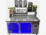 哪有卖奶茶设备操作台的  不锈钢操作台多少钱一台 奶茶操作台哪家好