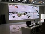 超高刷新p1.56小间距LED显示屏厂家直销多少钱一平米