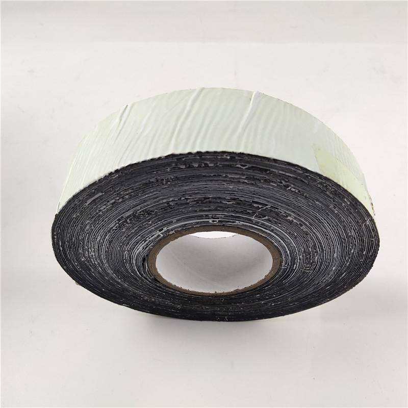 0.7mm厚 环氧煤沥青冷缠带 厂家供不应求