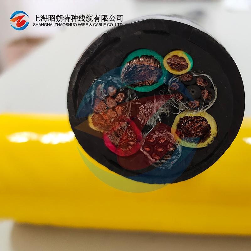 高性能-拖链电缆