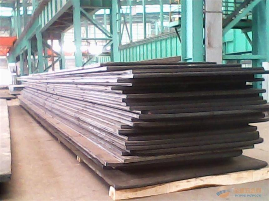 河南舞钢X7Ni9欧标低温钢材质性能及定轧