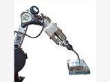 山东潍坊迈德尔可定做国产六轴关节焊接机器人
