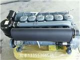 60千瓦风冷发电机组   配置北京北内风冷道依茨 F6L912
