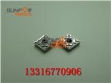 明锐尚方 CNMG120404HQ/CNMG120408HQ TN TX350金属陶瓷方形钢件数控车