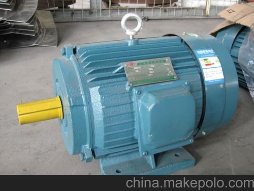 用于机械设备-(YE2三相电机)运行原理