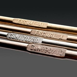 IMPA850415銅合金氣焊條Uncoated gas welding rod of h
