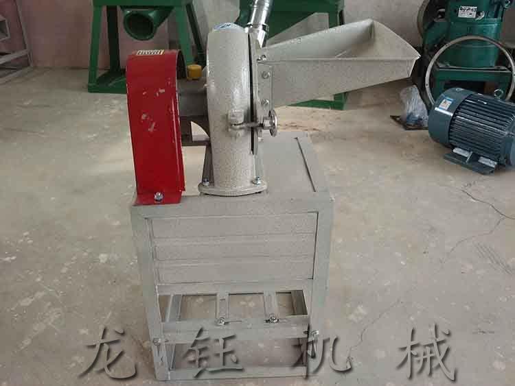 可定做制香粉碎机 35型大豆粉碎机型号