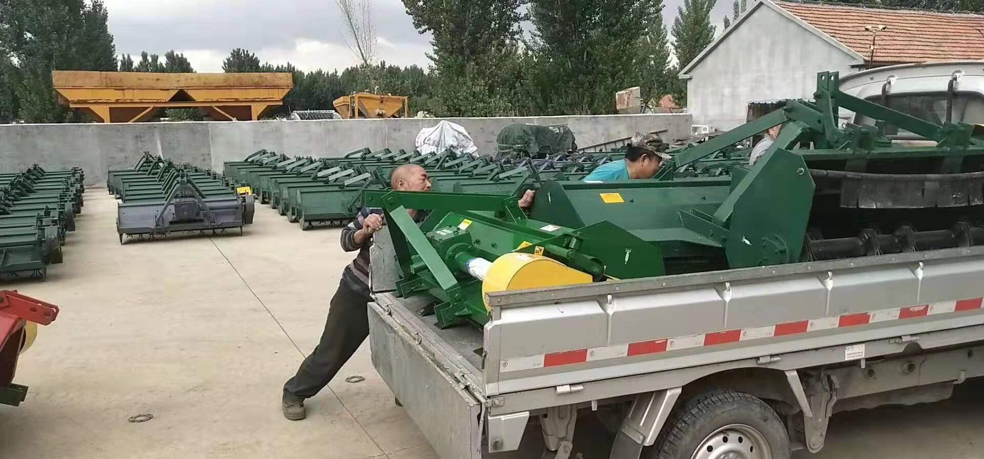 新疆阿勒泰地区玉米秸秆粉碎还田机厂家