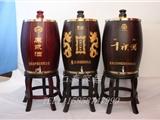 黄山创意酒水周转木桶批发