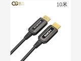 东莞岐光机顶盒10米工艺好HDMI线2.1版优质厂家研发