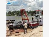 黑龙江伊春绞吸式挖沙船厂家 黑龙江金盟机械绞吸式挖沙船现货