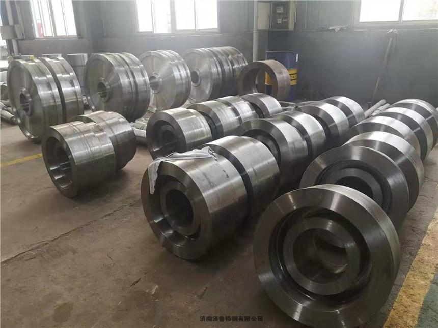 机械部标准圆钢34CrNiMo6锻环多钱一公斤