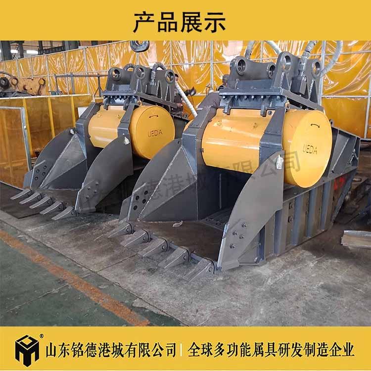 供应挖掘机用鄂式破碎机