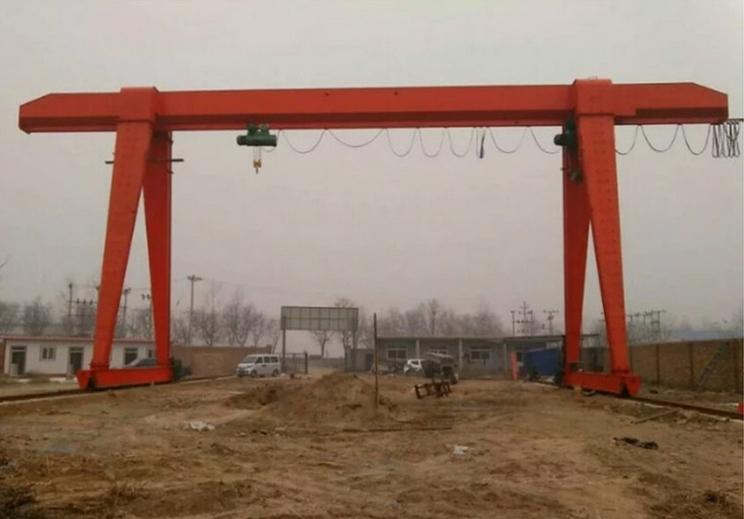 天津龙门吊 MH型包厢门式起重机 电动葫芦轨道式起重机